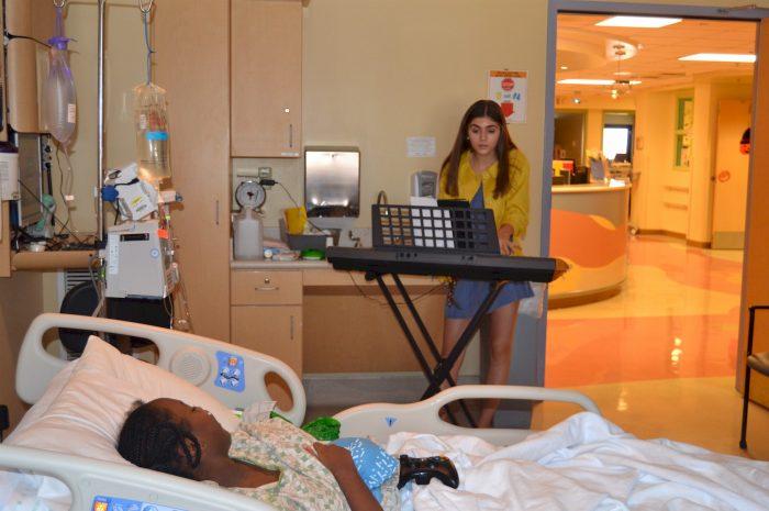 Franki Moscato Sunrise Childrens' Hospital