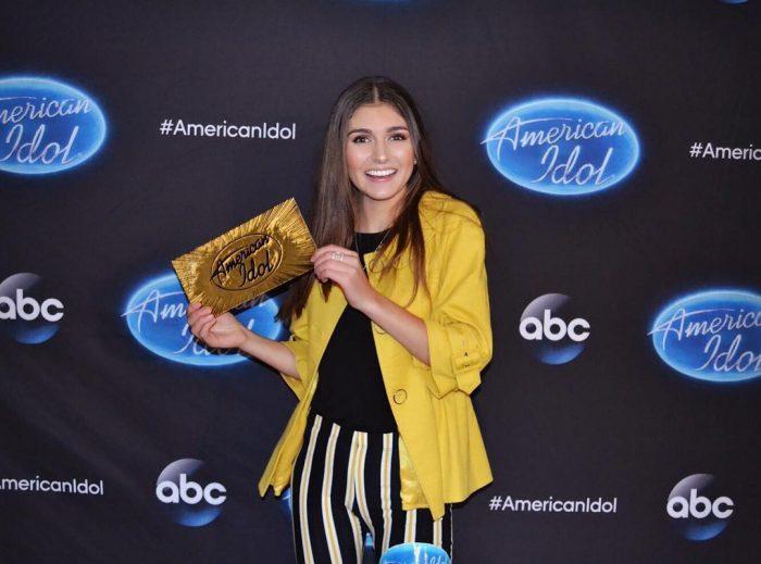 Franki Moscato American Idol